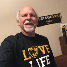 Dad selfie