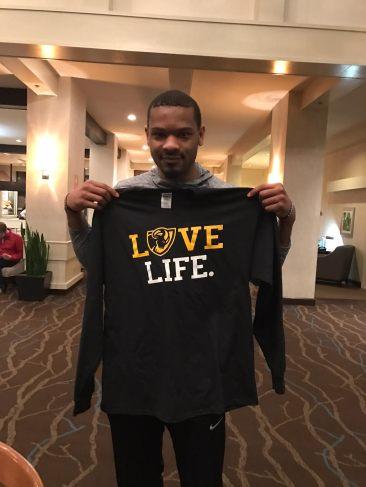 Jordan LL shirt